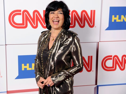 9ca6deb195bd Christiane Amanpour to help fill Charlie Rose gap on PBS