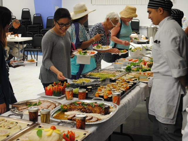 Taste talents of Guam's future chefs at GCC this month