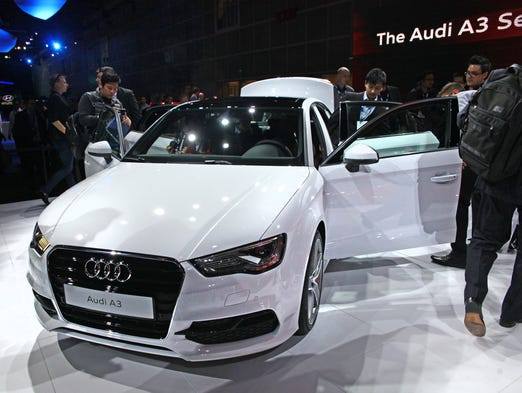 Recovering Automakers Offer More Niche Vehicles