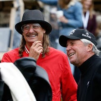 How Kid Rock got into golf, according to John Daly