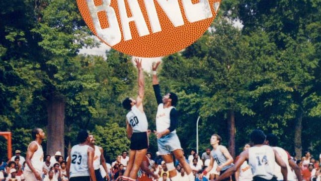 """I Said Bang!  A History of the Dirt Bowl, the Crown Jewel of the Most Basketball-Obsessed City in America.""  is a project of the Louisville Story Program at Spalding University."