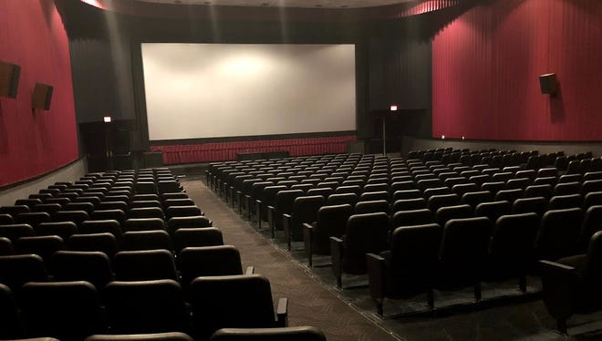 Legacy Theaters opened Friday, Dec. 15 in the Staunton Mall.