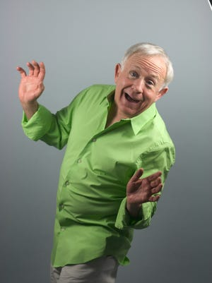Actor Leslie Jordan recorded an Instagram video in Downtown Palm Springs on Tuesday in front of director Del Shores' star on the Palm Springs Walk of Fame asking why he doesn't have one too.