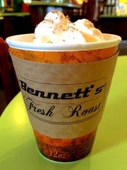 Bennett's Fresh Roast now offers an array of milks.