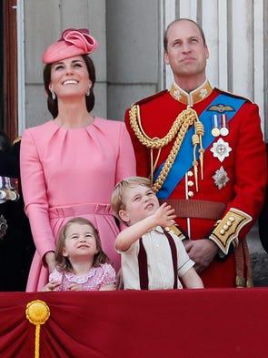 On Wednesday June 21 2017 Britain S Prince William