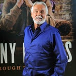 """Kenny Rogers on his new exhibit: """"I get to relive my life"""""""
