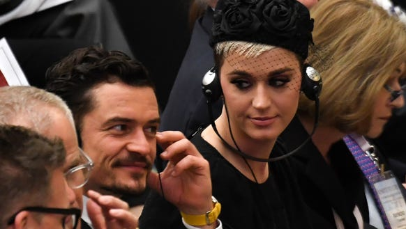 Katy Perry, Orlando Bloom's meet Pope Francis during trip to Vatican