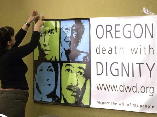 Oregon Right to Die 20 years