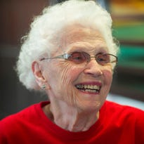 Evansville woman, 94, still going strong 44 years into McDonald's job