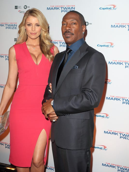 AP 18TH ANNUAL MARK TWAIN PRIZE TO EDDIE MURPHY A ENT USA DC