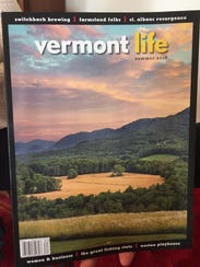 The Summer 2018 edition of Vermont Life will be the