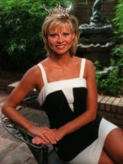 Former Miss Mississippi Melinda King Sanders is shown in this 1999 photo.