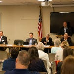 Escambia County Commission District 2 candidates weigh in on Navy land swap, economy