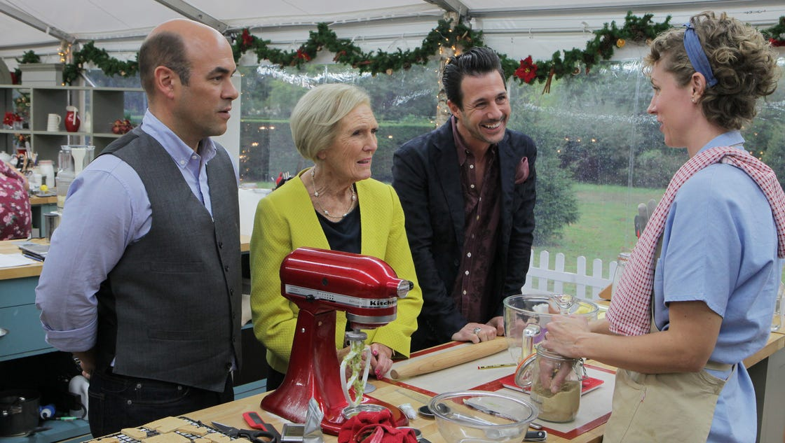 Cake Tv Show America : TV tonight:  Great American Baking Show,   Charlie Brown