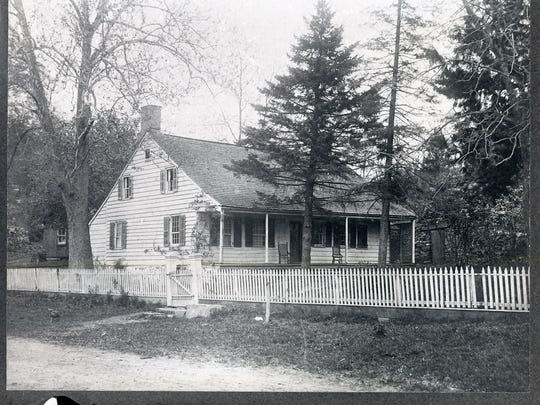 Elijah Miller House in North White Plains (not dated)