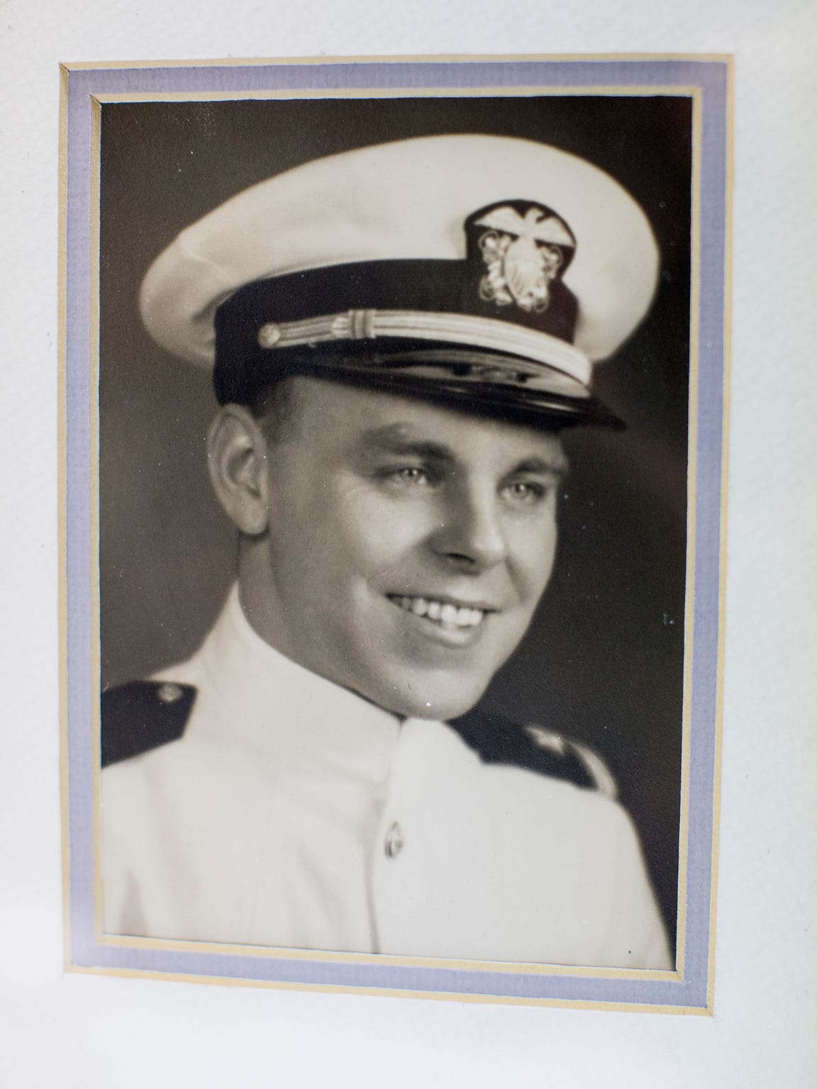 When the Pearl Harbor attack began, Joe Langdell was on Ford Island where he had spent the night in officer's quarters. He helped recover bodies and other items from the sunken ship.