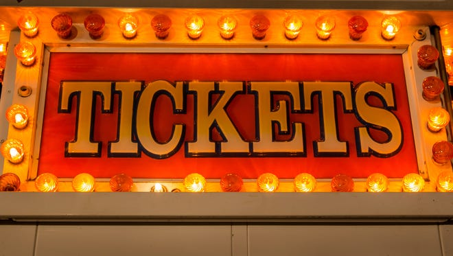 Whether it's a county fair, a spring training game, concert or theater performance, one of the best — and sometimes the only — way to save is by purchasing tickets early.