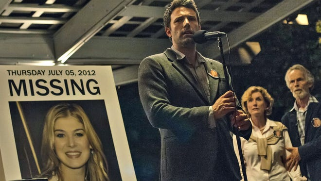 "Ben Affleck stars in ""Gone Girl."""