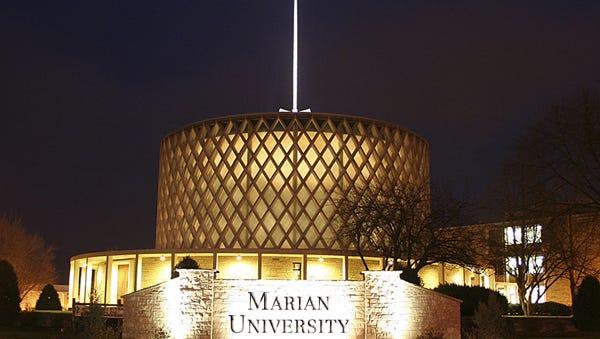 Dorcas Chapel, Marian University