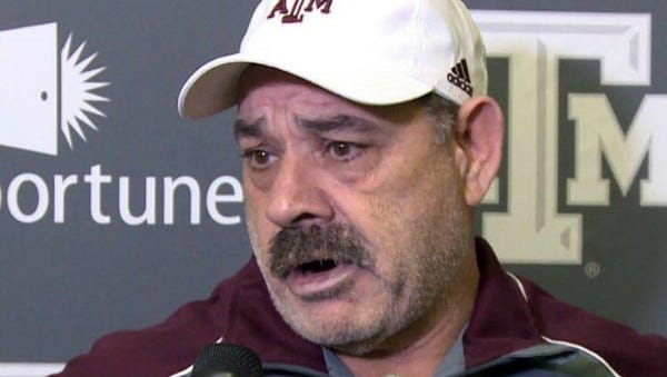 John Chavis is starting his first season as defensive coordinator at Texas A&M.