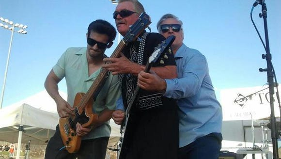 MOFO the Party Band at Carlsbad Jazz in the Parks 2012