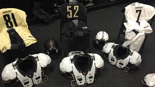 Vanderbilt offered a peek of its three primary uniforms last week. But a fourth uniform design will be unveiled at Dore Jam Sunday.