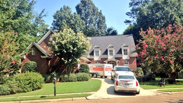 Neighbors tell us this is the home where a man was shot in Ridgeland on Friday
