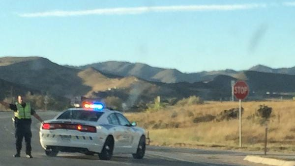 One person was killed and others injured Sunday in a wreck in Laporte, north of Fort Collins.