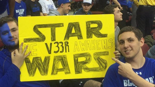 All the signs are good for Seton Hall right now.