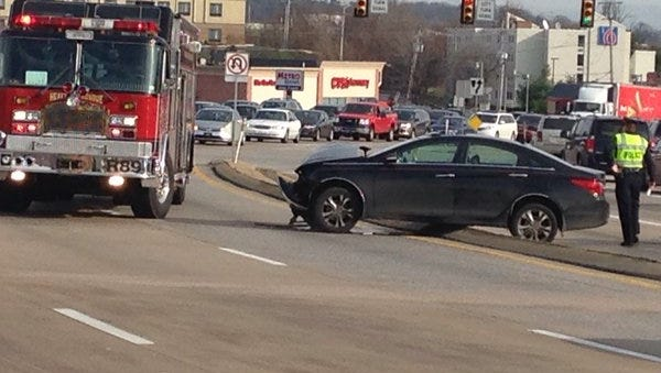 Units responded Sunday afternoon to a crash at the intersection of Route 30 and Susquehanna Trail, 911 confirmed.