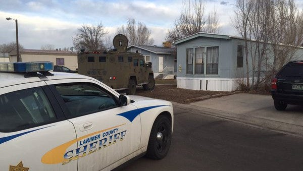 LCSO deputies shot and killed a man Jan. 30, 2016, after he took a woman hostage in Fort Collins.