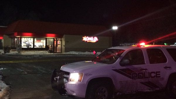 Police are investigating a reported armed robbery in Fort Collins