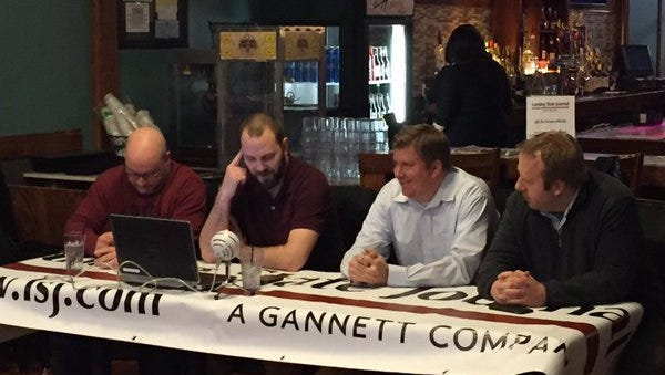 Kick off March Madness with the LSJ's Spartan Speak Live!