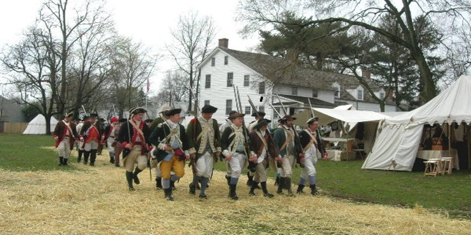 Relive history: Battle of Bound Brook