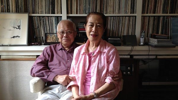 Clyde and Helen Wu gave more than $5 million to the Detroit Symphony Orchestra.