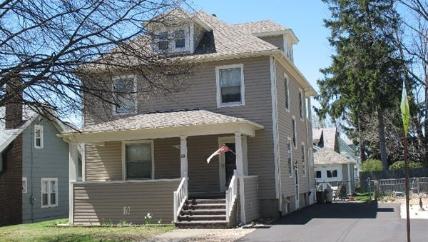 This property at 63 Bigelow St. in Binghamton recently sold for $100,500.