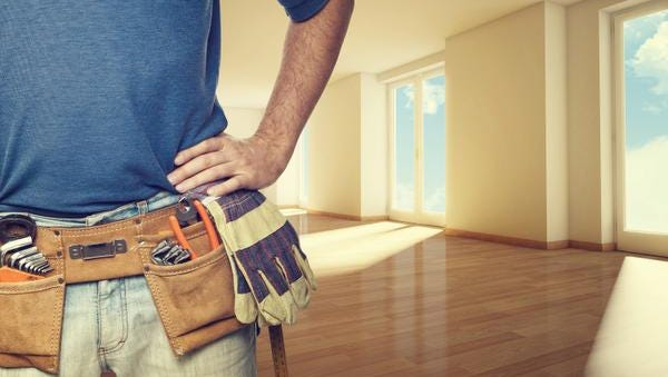 Homeowners should have a go-to list of professionals to tackle any home improvement or repair job if it's out of DIY territory.
