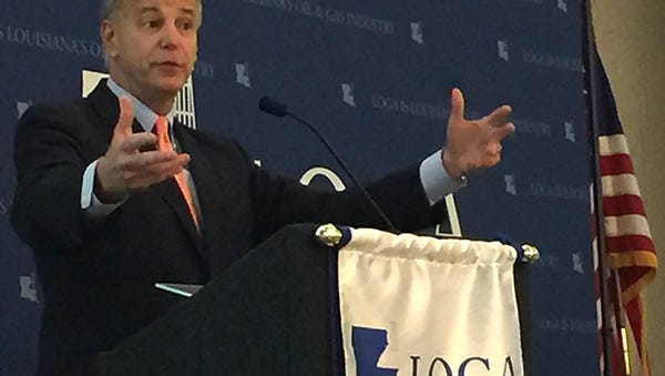 BSEE Director Scott Angelle said U.S. can dominate world energy.