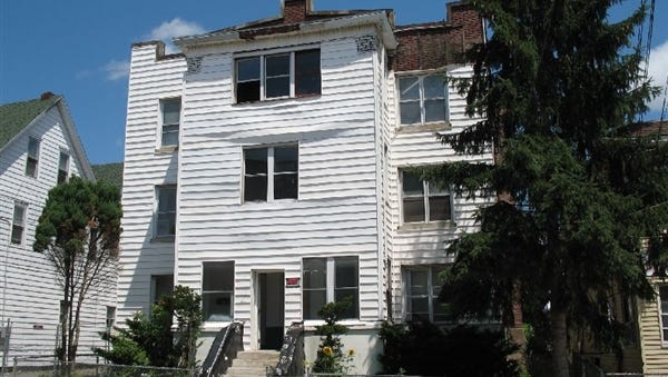 8 Fayette St., Binghamton was sold for $678,858 on Oct 17.