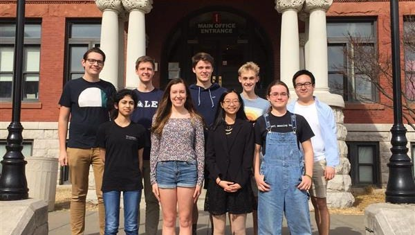 Nine Central High School students are finalists in the National Merit Scholarship Program.