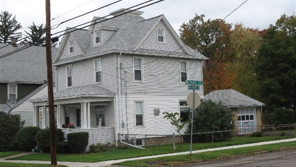 109 Park Ave., Binghamton was sold for $92,500 on April 9.