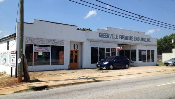 The Greenville Furniture Exchange