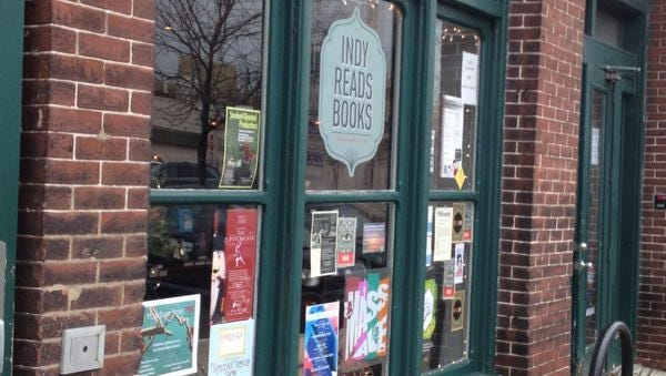The Indy Reads bookstore at 911 Massachusetts Ave. offers great deals on used children's books.