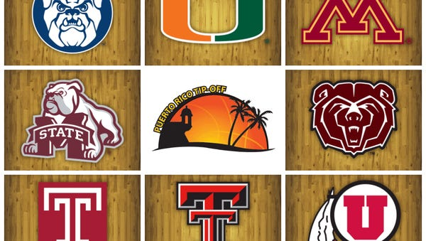 Mississippi State will be a a part of the 2015 Puerto Rico Tip-Off
