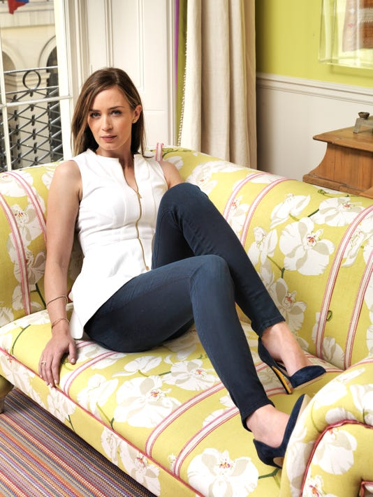 Emily Blunt's extreme year: Peak physique to pregnancy