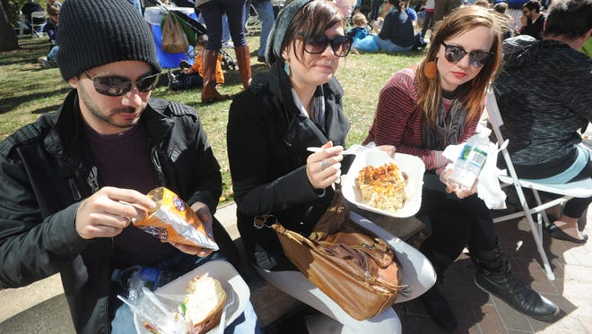 HardLox, Asheville's Jewish Food and Heritage Festival.