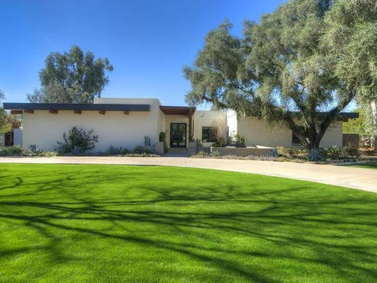 Dominic and Yvonne Raiola purchased this Scottsdale