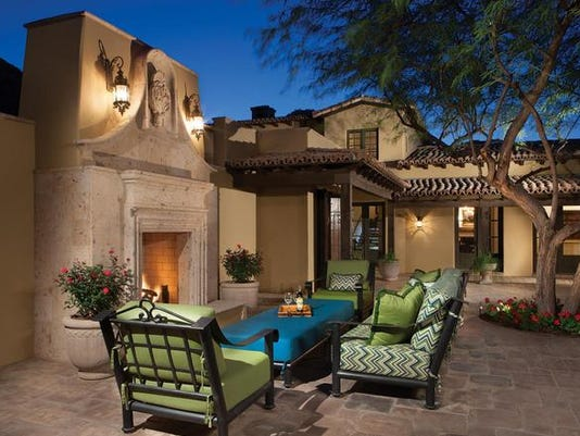 Paradise Valley house