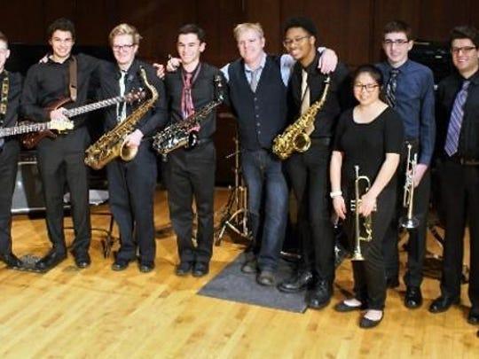 The Harpur Studio Jazz Band will perform on May 8 at Binghamton University.