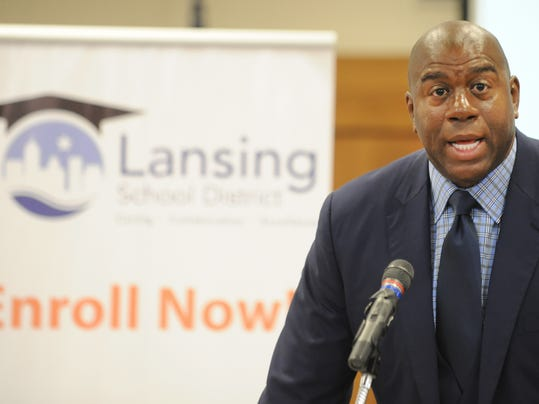 two schools (Photo: Greg DeRuiter/Lansing State Journal) Buy Photo